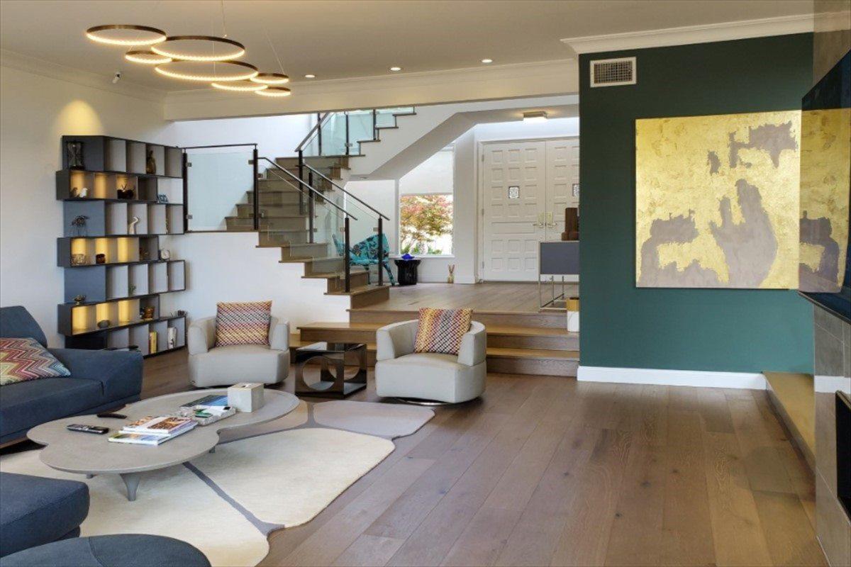 Residential interior design service by Daizu Inc. (Los Angeles)