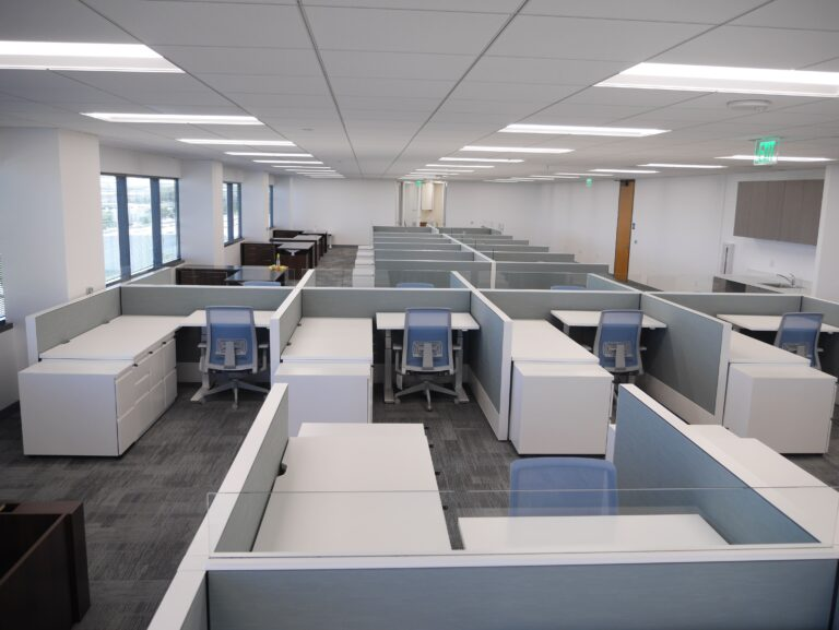 Cubicles for Fuji Industry