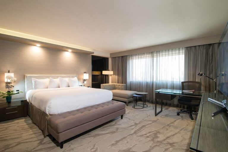 Hotel furniture design by Daizu Inc.