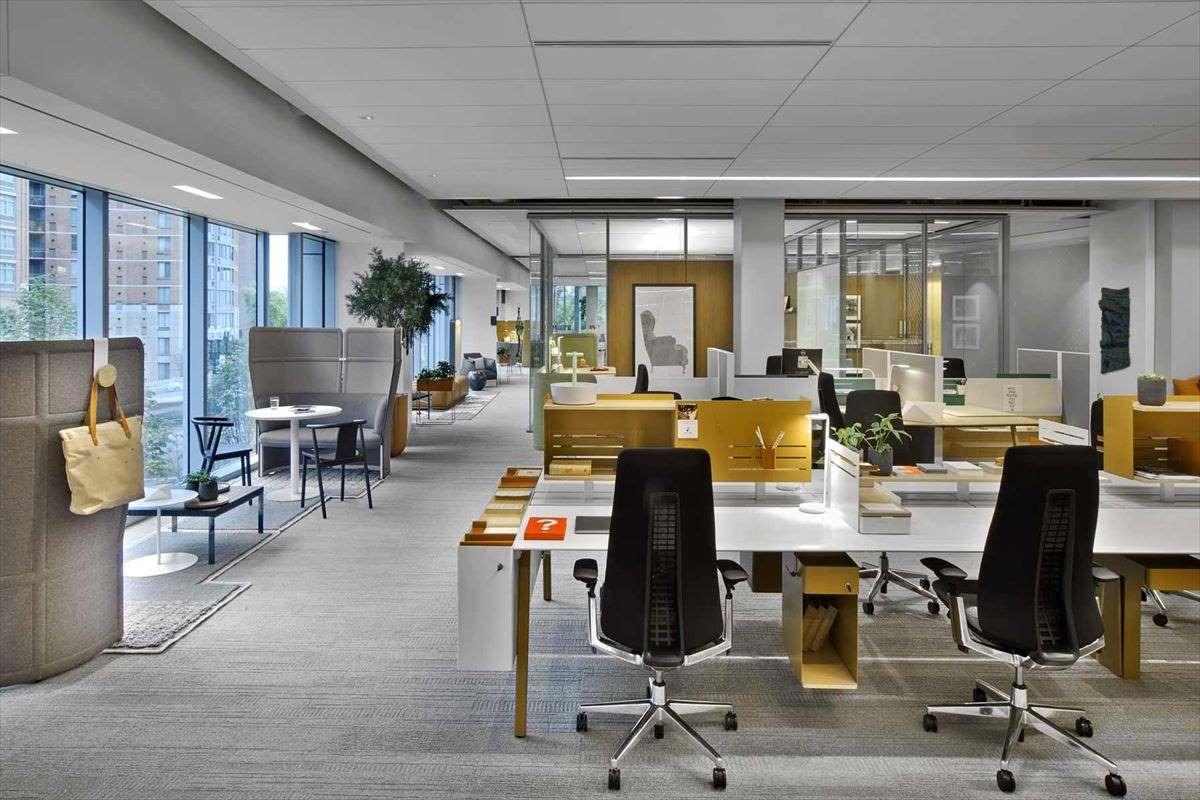 オフィス家具・デザインのイメージ画像(ヘイワース家具)